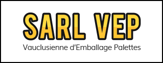 Logo VEP (VAUCLUSIENNE D'EMBALLAGE PALETTE)